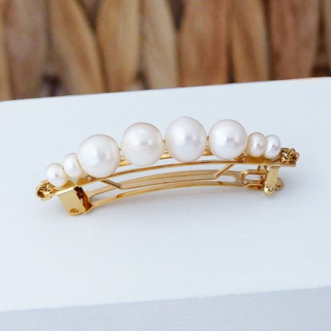 PEARL HAIR CLIP JUNE COLLECTION